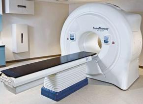 放射線治療装置トモセラピー