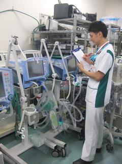 医療機器の保守点検