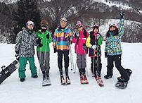 2016年スキー旅行