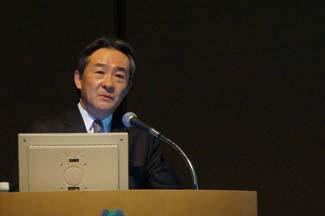 大会長小林先生の講演