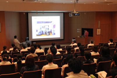 田邉先生の講演