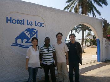 トーゴ共和国透析支援報告