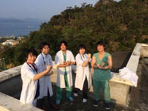 瀬戸内徳洲会病院研修報告