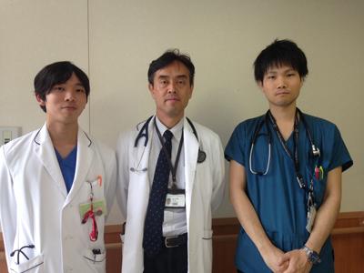 熊谷Drと宮下Dr