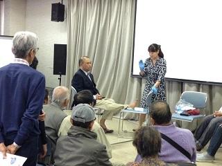 鎌倉腎友会での講演会