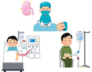 腎不全の治療